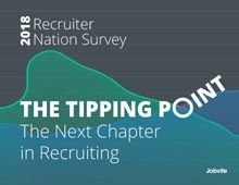 2018 Recruiter Nation Study